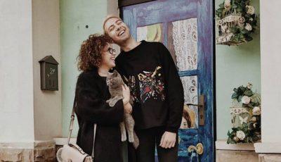 Nathaniel Kowalsky lansează prima colecție de haine numită M E T A M O R P H O S I S