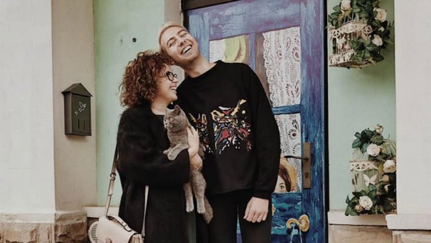 Foto: Nathaniel Kowalsky lansează prima colecție de haine numită M E T A M O R P H O S I S