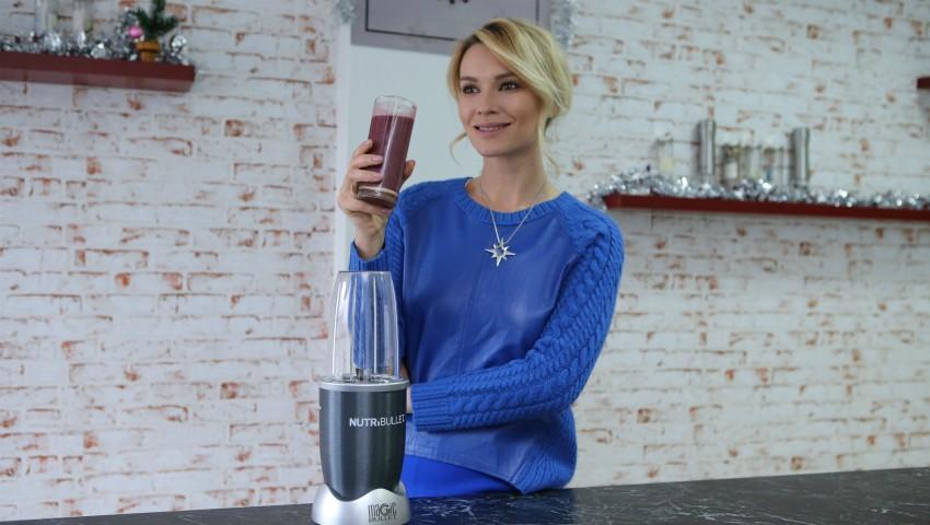 Foto: Rețeta de smoothie pentru o viață sănătoasă, de la Olia Tira
