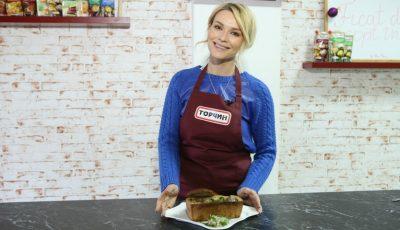 Online Cooking Show cu Olia Tira – Ficat copt în pâine
