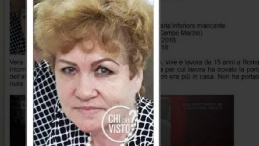 O conațională de 58 de ani a dispărut în Italia