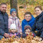 Foto: O tânără mamă a patru copii luptă cu cancerul și are nevoie de ajutor