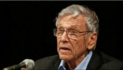 S-a stins din viață celebrul scriitor israelian Amos Oz