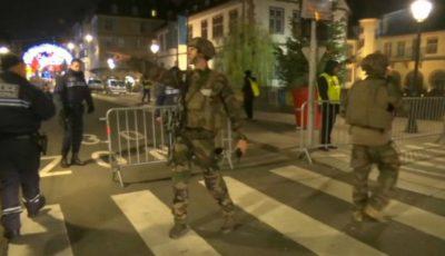 (Video) Atac terorist la Strasbourg. Cel puțin patru oameni au murit
