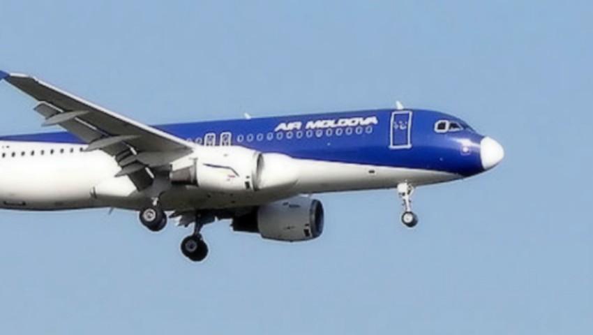 Foto: Air Moldova, obligată să plătească unui tânăr despăgubiri de 2000 de euro pentru întârzierea unui zbor