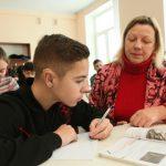 Foto: Despre educația incluzivă: află istoria de succes a unui elev din Drochia, căruia mersul la o școală din comunitate i-a schimbat radical viața