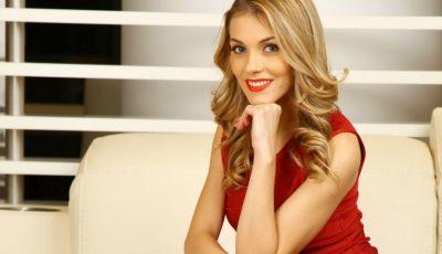 Prima imagine cu fetița Andreei Ibacka
