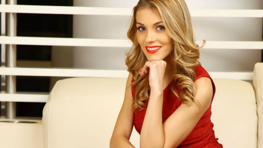 Foto: Prima imagine cu fetița Andreei Ibacka