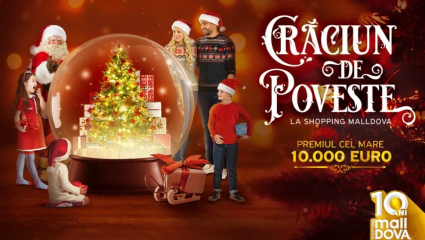 Foto: Crăciun de poveste la Shopping MallDova: Regal vienez de muzică clasică și zeci de surprize