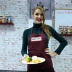 Foto: Online Cooking Show cu Tatiana Heghea – Salată caldă de legume cu ou poșat