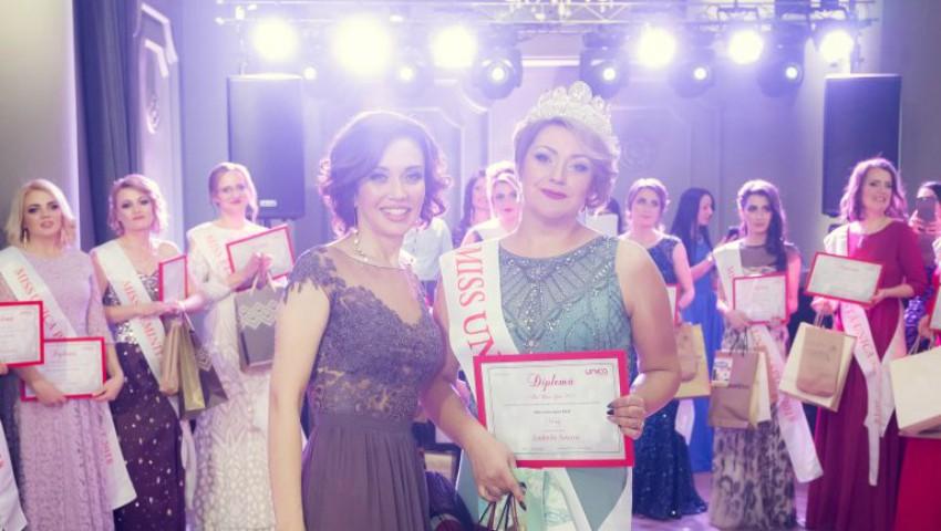 Foto: Titlul anului! A fost desemnată Miss Unica Sport – 2018