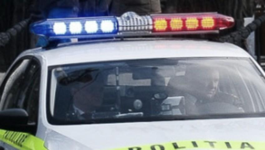 Poliția s-a autosesizat în cazul șoferului de microbuz care i-a rănit nasul unui copil