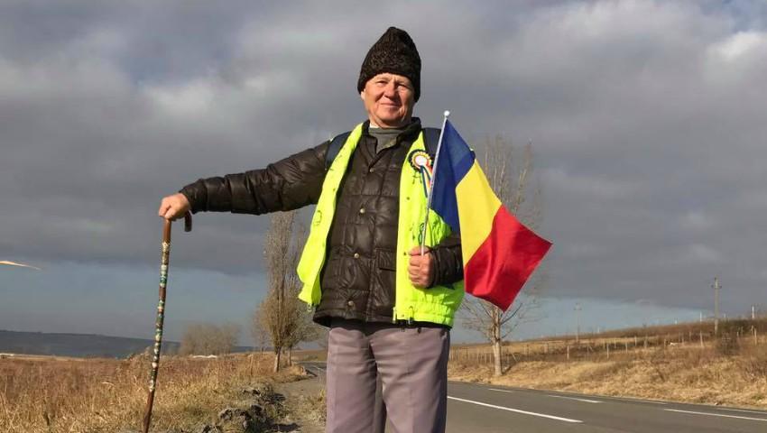 Foto: Profesorul Ion Mărgineanu a devenit Erou în presa din România!