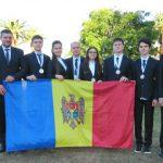 Foto: Elevii moldoveni au obținut șase medalii la Olimpiada Internațională de Științe