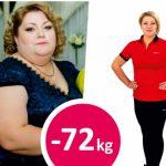 """Foto: A slăbit 72 de kg prin dietă echilibrată și sport! Haideți să o cunoaștem pe """"Miss Unica – 2018"""""""