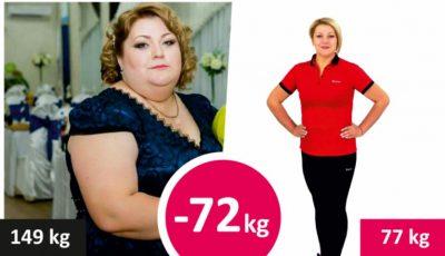 """A slăbit 72 de kg prin dietă echilibrată și sport! Haideți să o cunoaștem pe """"Miss Unica – 2018"""""""