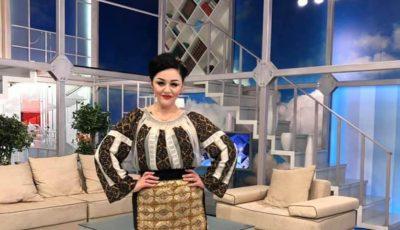 """Lenuța Gheorghiță a lansat un nou videoclip pentru piesa """"Viața m-a purtat prin lume!"""""""