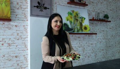 Salata Nicoise, pregătită în premieră de Karmella
