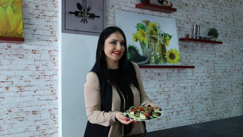 Foto: Salata Nicoise, pregătită în premieră de Karmella