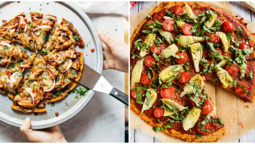 Foto: Cum poți face aluatul pentru pizza în doar cinci minute