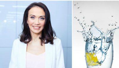 """Galina Tomaș te invită la seminarul gratuit: """"Apa – cel mai important component pentru sănătate!"""""""