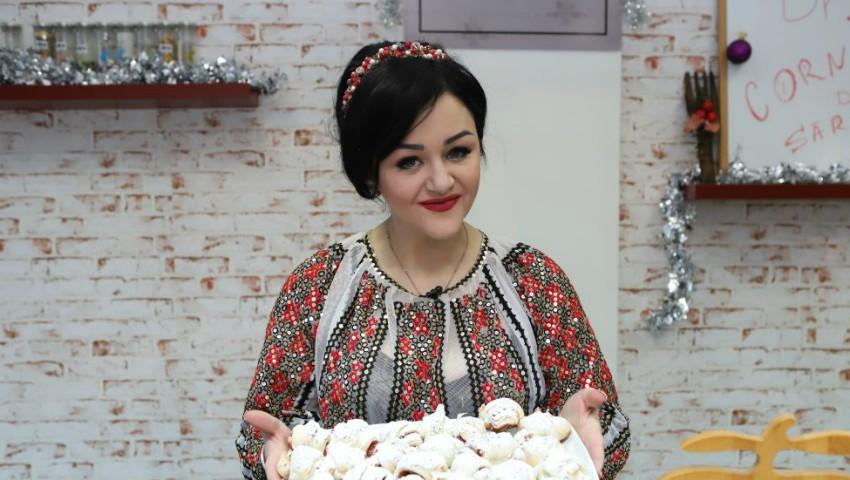 Foto: Cornulețe de sărbătoare de la Lenuța Gheorghiță