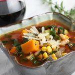 Foto: O rețetă apetisantă! Supă de legume în stil italian