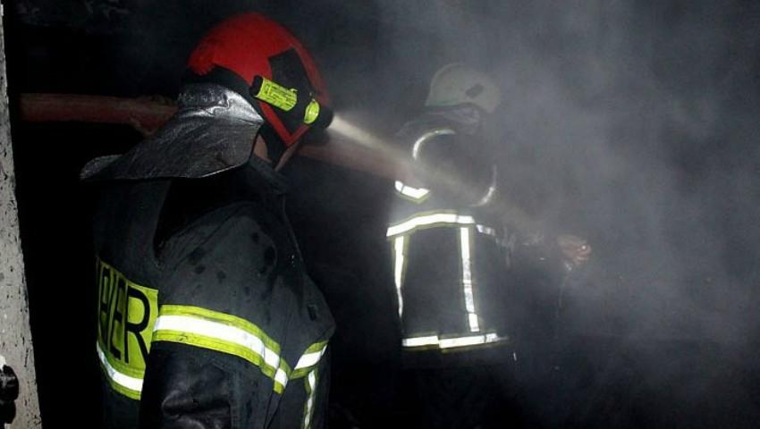 Foto: Tragedie la Leova: un bărbat, fiica acestuia și nepoțelul au murit în incendiu