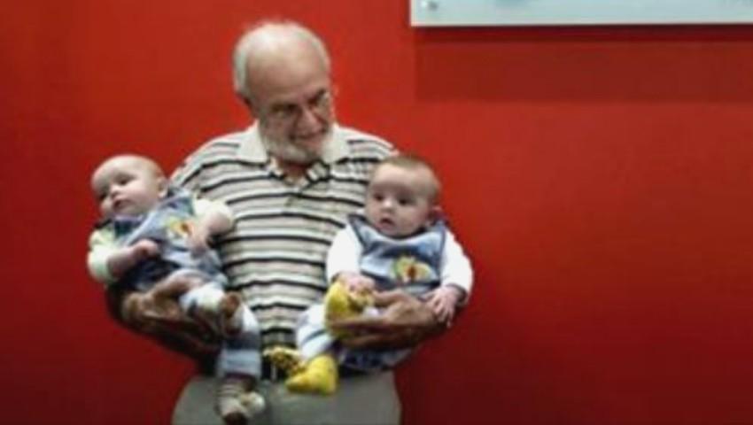 Foto: Un bărbat cu sânge special a salvat viața a peste două milioane de copii