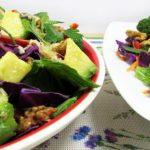 Foto: O salată ideală pentru detoxifiere