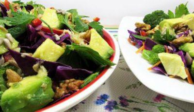 O salată ideală pentru detoxifiere