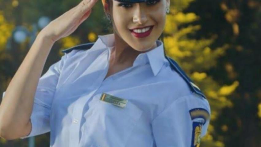 O poliţistă din Moldova a obținut medalia de aur la Concursul Republican de atletism