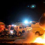 Foto: Cel puţin 66 de oameni și-au pierdut viața în timp ce încercau să fure benzină dintr-o conductă spartă