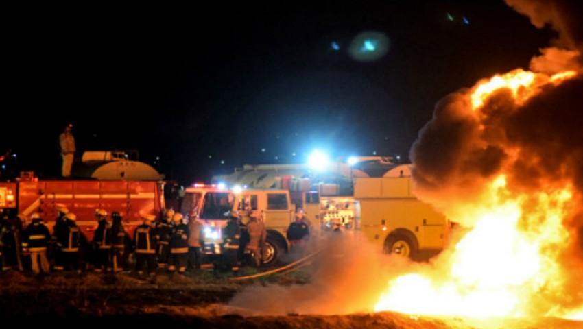 Cel puţin 66 de oameni și-au pierdut viața în timp ce încercau să fure benzină dintr-o conductă spartă