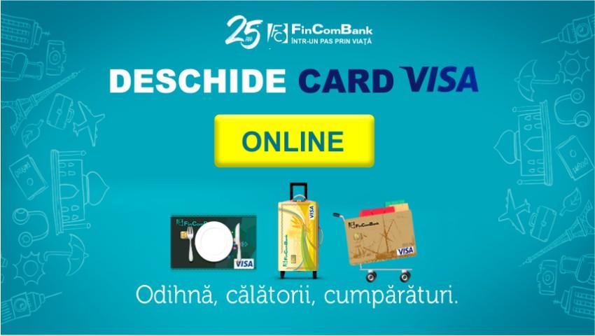 Foto: Solicită un card online de la FinComBank pentru tine și copilul tău și bucură-te oricând de confort și siguranță!