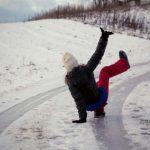 Foto: Atenție la drum! Meteorologii au emis cod galben de polei și ghețuș