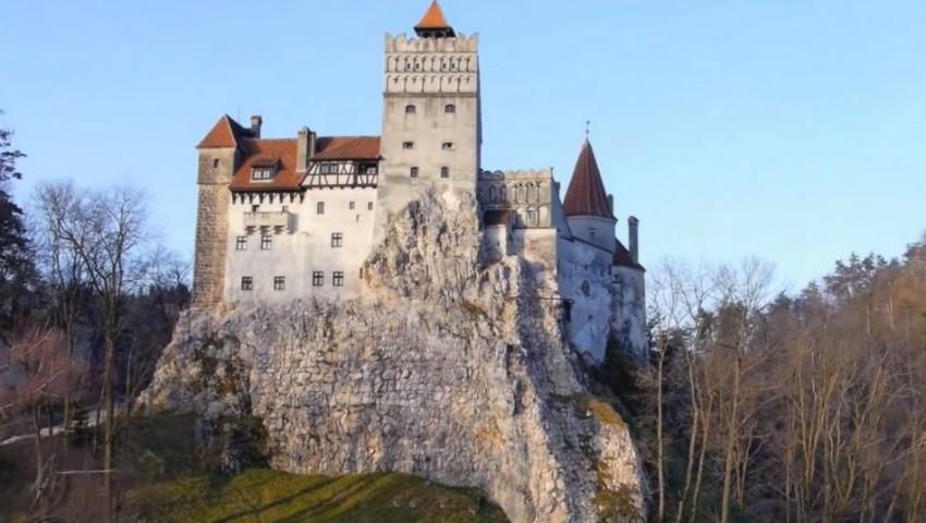 Foto: Proprietara Castelului Bran, din România, a fost găsită fără suflare