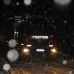 Foto: Incendiu devastator în comuna Bubuieci. 9 autospeciale au luptat cu flăcările. Video