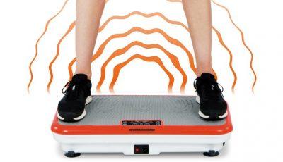 Slăbește, arde caloriile și tonifiază-ți corpul cu ajutorul platformei Gymbit Vibroshaper de la Top Shop!
