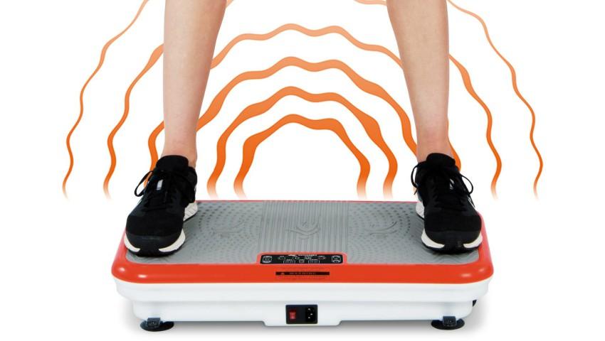 Foto: Slăbește, arde caloriile și tonifiază-ți corpul cu ajutorul platformei Gymbit Vibroshaper de la Top Shop!