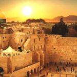Foto: Fenomen rar la Ierusalim! Ninge pentru prima dată după mulţi ani