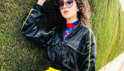 Cleopatra Stratan filmează un nou videoclip