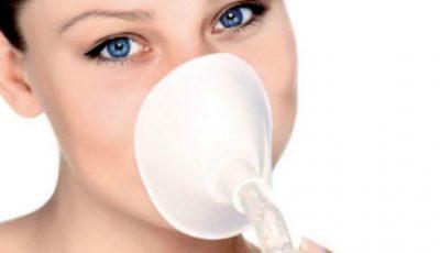 Terapia cu aerosoli artificiali: Reguli de aplicare
