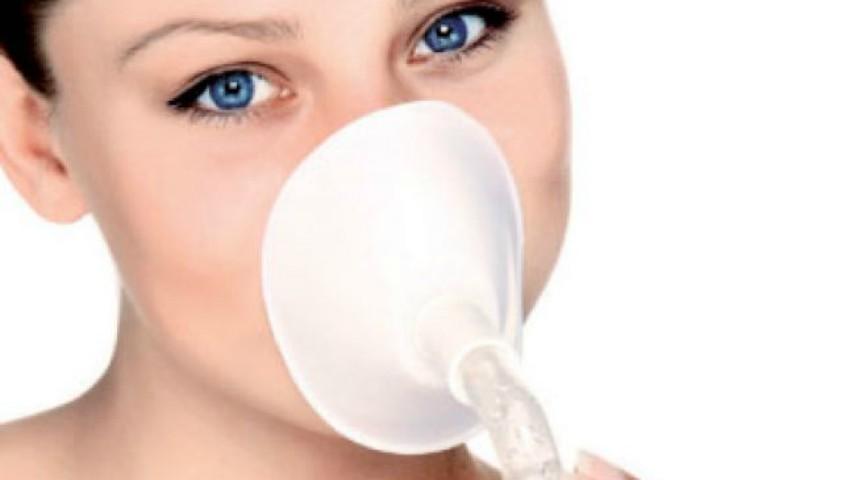 Foto: Terapia cu aerosoli artificiali: Reguli de aplicare