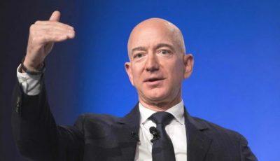 Cel mai bogat om din lume, fondatorul Amazon, divorțează. Ce se va întâmpla cu toată averea sa?