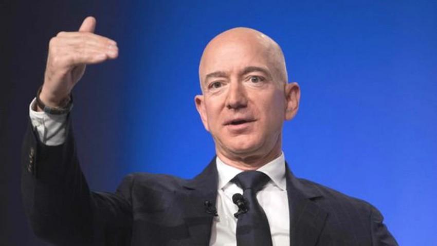 Foto: Cel mai bogat om din lume, fondatorul Amazon, divorțează. Ce se va întâmpla cu toată averea sa?