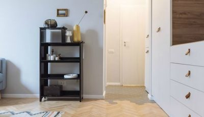 Idei de amenajare când stai într-un apartament închiriat