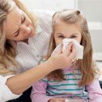 Foto: Metode naturale de desfundare a nasului la copil