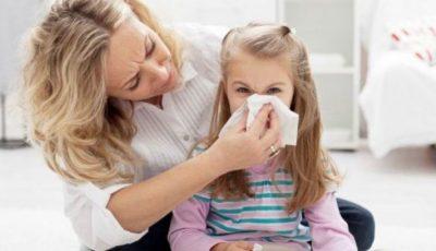 Metode naturale de desfundare a nasului la copil
