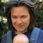 Foto: Fiul lui Dmitri Malikov este copia tatălui său. Mark a împlinit 11 luni